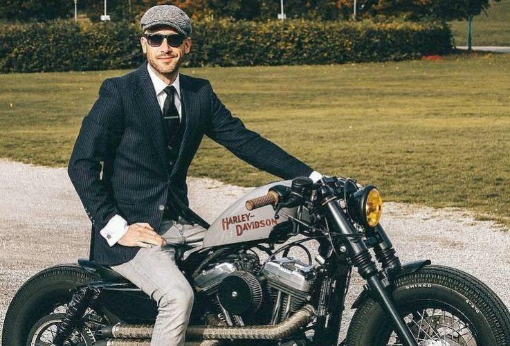 Amantes de las motos y del buen vestir, algo está por pasar en Villa Mercedes