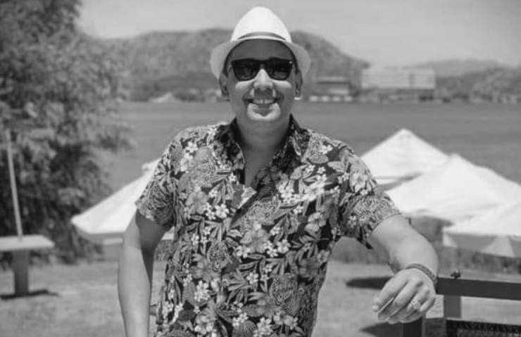 """Juan Manuel """"El Ángel Tropical"""" presenta """"Tapa Boca"""", su nuevo disco"""