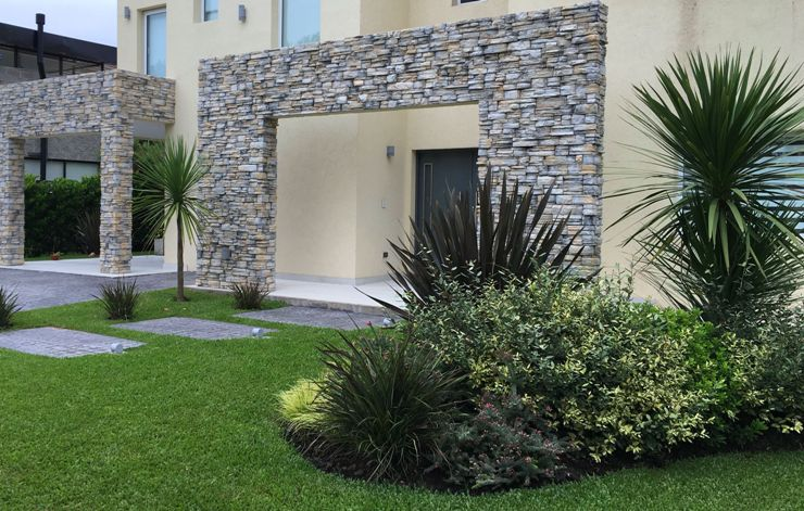 Empezó el 1° Concurso Vecinal de Parques, jardines y fachadas de El Trapiche
